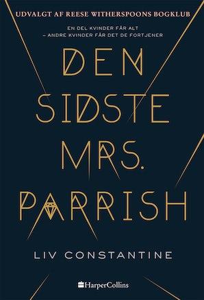 Den sidste mrs. Parrish book image