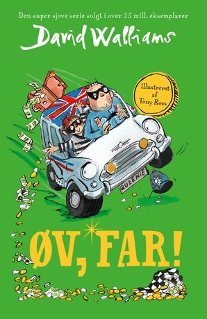 Øv, Far! book image