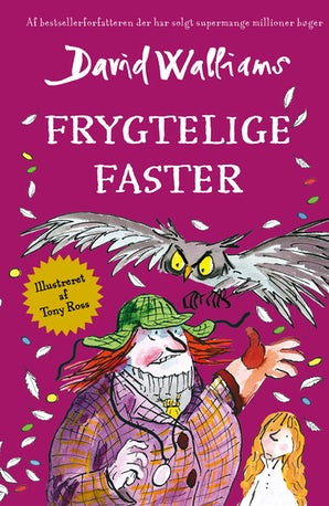 Frygtelige faster book image