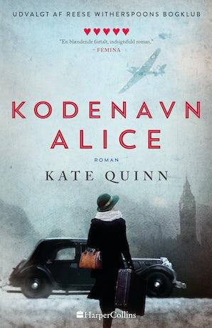 Kodenavn Alice book image