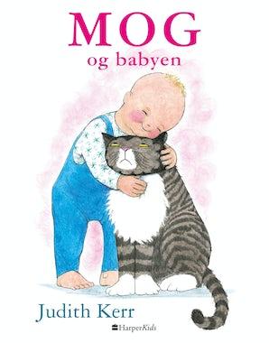 Mog og babyen book image
