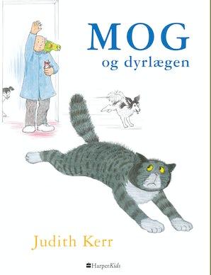Mog og dyrlægen book image
