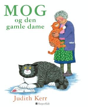 Mog og den gamle dame book image