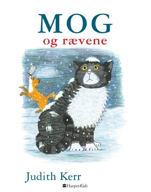 Mog og rævene book image