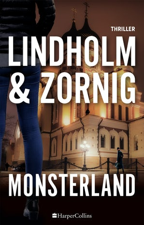 Monsterland book image